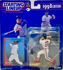 1998 - Kenner / Starting Lineup Jim Thome #25 Indians Figure & Card MLB OOP