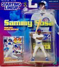 1999 - Hasbro / Starting Lineup Sammy Sosa #21 Chicago Cubs Figure