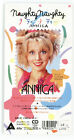 ANNICA Naughty CD Single 8CM JAPAN ALDB-102 Euro Beat Disco Kylie Minogue s5104