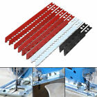 10X JigSaw Blade Set For Black and Decker Jig Saw Metal Steel Plastic Wood Blade