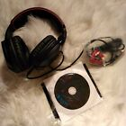 New SADES Spirit Wolf 3.5mm Wired Computer Gaming Headset w Microphone