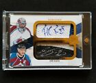 2011 The Cup Scripted Swatches PATRICK ROY & JOE SAKIC Dual Auto 15 15 = 1 1