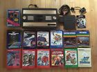 Mattel Electronics Intellivision Video Game System with Intellivoice and Games