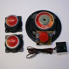Pinball Pro Speaker kit for Data East Hook & Star Trek pinball machine