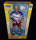 1998 SLU Starting Lineup WAYNE GRETZKY New York Rangers 12
