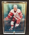 99 00 Be A Player Players Of The Decade STEVE YZERMAN Red Wings Auto 1 of 90