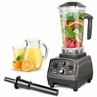 Countertop Blenders Professional MengK 1400W High Speed Electric Total Nutrition