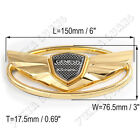 3d Angel Wing Car Front Grille Emblem Badge For Hyundai Genesis Coupe 2010-2015