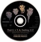 Caught In The Act - That C.I.T.A. Feeling Promo CD Single (Scandinavia Promo CD)