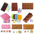 Cake Soap Mold Animal Flexible Silicone Mould Candy Chocolate Decorating Tools
