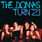 THE DONNAS Turn 21 NXCA-00018 CD JAPAN 2001 NEW