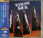 SAIGON KICK AMCY-302 CD JAPAN 1991 OBI