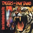 TYGERS OF PAN TANG Live At Nottingham Rock City JAPAN CD PCCY-01495 2001 NEW