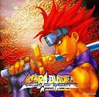 GAME MUSIC ASURA BLADE Sword Of Dynasty Soundtrack JAPAN CD 1998 OBI