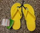 CROCS CROCBAND FLIP Clog Unisex Shoes yellow M 6 W 8 NEW