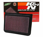 K&N 33-2473 Air Filter 2013-2015 ACURA ILX 2.4L / 2012-2015 HONDA CIVIC SI