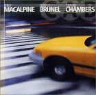 CAB , TONY MACALPINE, BUNNY BRUNEL, DENNIS CHAMBERS C JAPAN CD KICP-728 2000 NEW
