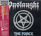 ONSLAUGHT The Force PCCY-00479 CD JAPAN 1993 OBI