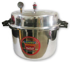 BIG LARGE JUMBO ALUMINUM COMMERCIAL PRESSURE COOKER 60 LITER (63 Quart) STEAMER