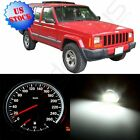 Jeep Cherokee XJ 1997 2001 LED Dash Instrument Cluster Conversion Light Kit
