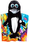 Kids Hooded Beach Towel,Bath Towel Whale with Ponchu Hood,For Pool Water Fun New