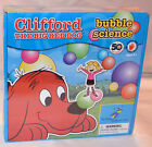Clifford The Big Red Dog Bubble Science Experiments Age 3 and up NIB