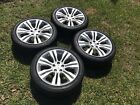 Chrysler 200 2015 2017 18 Factory OEM Wheels Tires Rims 1WM47XZAAA