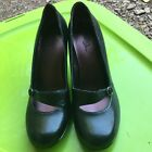 Womens Indigo Pumps By Clarks Size 10