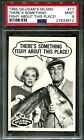 1965 GILLIGAN'S ISLAND #17 THERE'S SOMETHING POP 6 PSA 9 N2505408-612