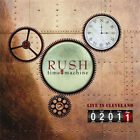 Rush - Time Machine 2011 - Live In Cleveland NEW CD