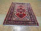 Cr`1950 Lilian Antique Exquisite Stunning Hand Made Persian Rug