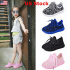 Fashion Casual shoes Kids Children Girls Boys Breathable Athletic Sport Sneakers