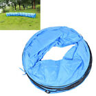 Pet Dog Training Tunnel Pets Obedience Agility Exercise Puppy Runway Outdoor