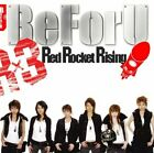 BEFORU Red Rocket Rising JAPAN Maxi-Single AVCA-26007/B 2006 NEW