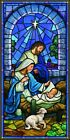 BannerStained Glass Nativity