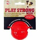Ethical Dog 689874 Play Strong Mini Rubber Ball Red44 Small