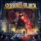 SERIOUS BLACK Magic JAPAN CD GQCS-90433 2017 NEW