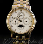 Blancpain 18k Yellow Gold Villeret Day Date Month Moon Phase