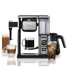NINJA CARAFE COFFEE BAR SYSTEM WITH SINGLE SERVE