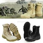 Sports Military Tactical Ankle Boots Desert Combat Army Hiking Shoes Combat Duty