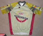 Vintage PACTIMO 2011 COMMUNITY CLASSIC LOVELAND COLORADO Cycling Jersey Mens XL