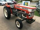 YANMAR YM1700 COMPACT TRACTOR IDEAL FOR TOPPER ROTOVATOR NO VAT LOW HOURS
