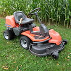 Used Husqvarna Rider Pro 15 Articulating Rear Engine 15HP 38 Mulching Deck
