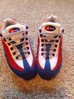 Vintage Nike Air Max 2004 Red White Blue Women Size 9