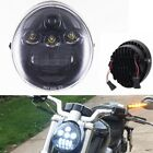 DOT Approved V-rod Headlight LED Headlight For Harley Davidson VRSCA V-Rod VRod