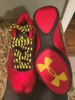 University of Maryland team issued rare Under Armour shoes