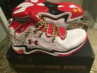 Under Armour Shoes University of Maryland team issued shoes rare