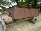 6 Ton Tipping Trailer 750 + VAT  900