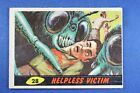 Stan Lee Swings the Mighty Typewriter of Doom on Mars Attacks Promo Card 17