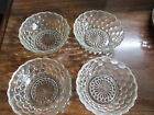 HAVE LOT OF FOUR VINTAGE  ANCHOR HOCKING BULLSEYE PROVINCIAL BERRY BOWLS